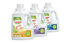 Friendly Organic - Organikus babaruha-mosószer
